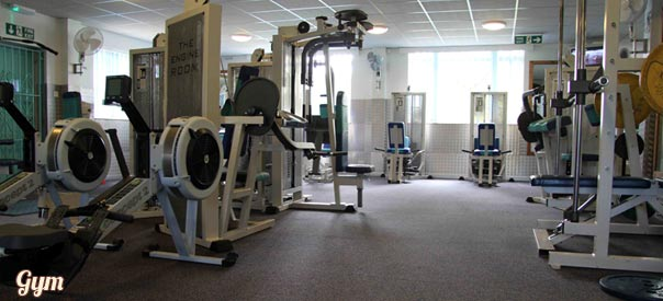 Engineroom fitness studio and gym in leicester